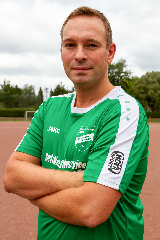 Kevin Scherenschlicht